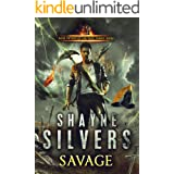 Savage: Nate Temple Series Book 15