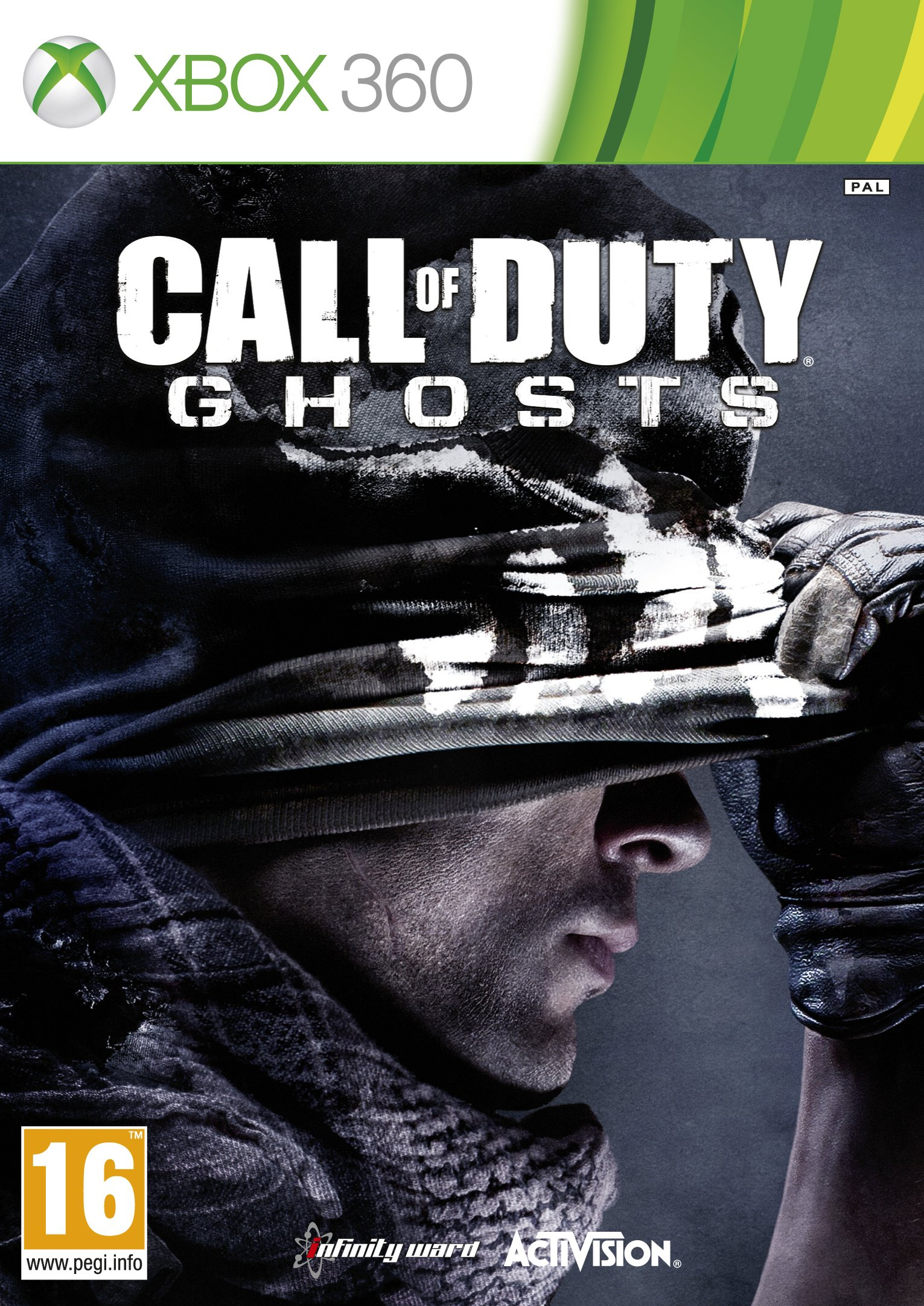 Call of Duty: Ghosts (Xbox 360) product image