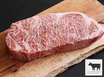 Amazon com : A5 Japanese Miyazaki Wagyu Beef | New York