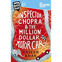 Inspector Chopra and the Million-Dollar Motor Car: A Baby Ganesh Agency short story (Quick Reads 2018) (English Edition)