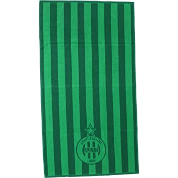 Saint Etienne Drap/Serviette de bain ASSE - Collection officielle 70 ...