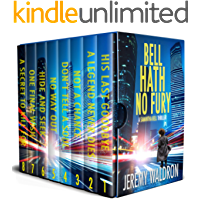 Bell Hath No Fury: The Complete Collection (A Samantha Bell Crime Thriller Book 2)