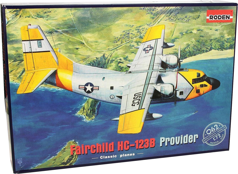 Roden RD062-1//72 Fairchild HC-123B Provider