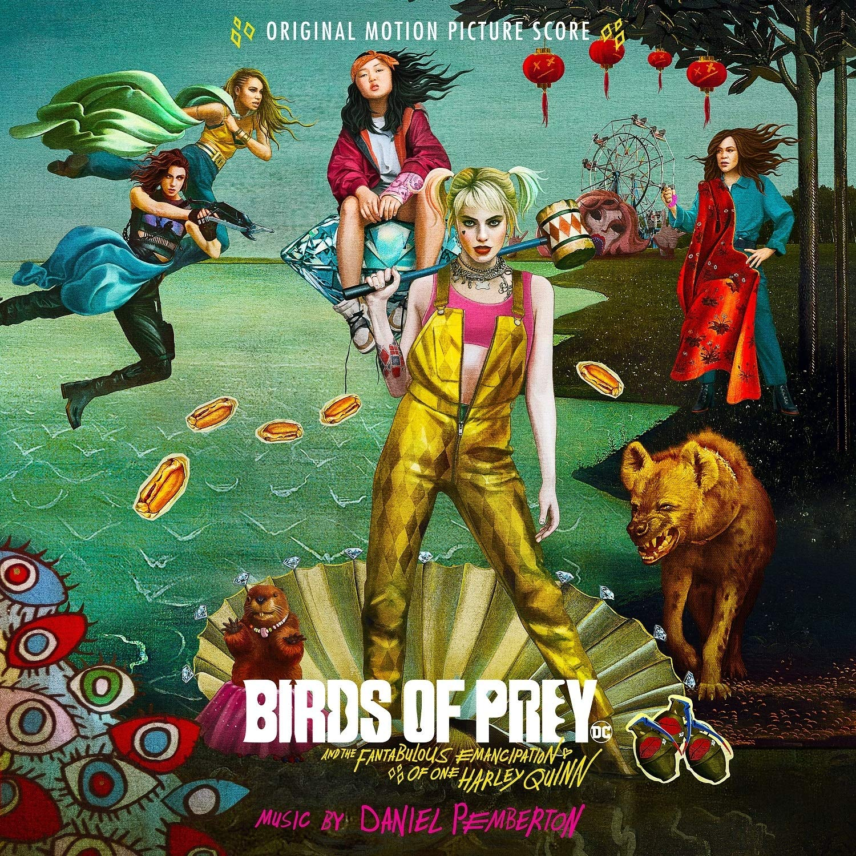 Daniel Pemberton Daniel Pemberton Birds Of Prey And The Fantabulous Emancipation Of One Harley Quinn Original Motion Picture Score Amazon Com Music