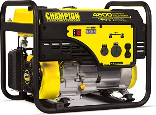 Champion 3650-Watt RV Ready Portable Generator EPA