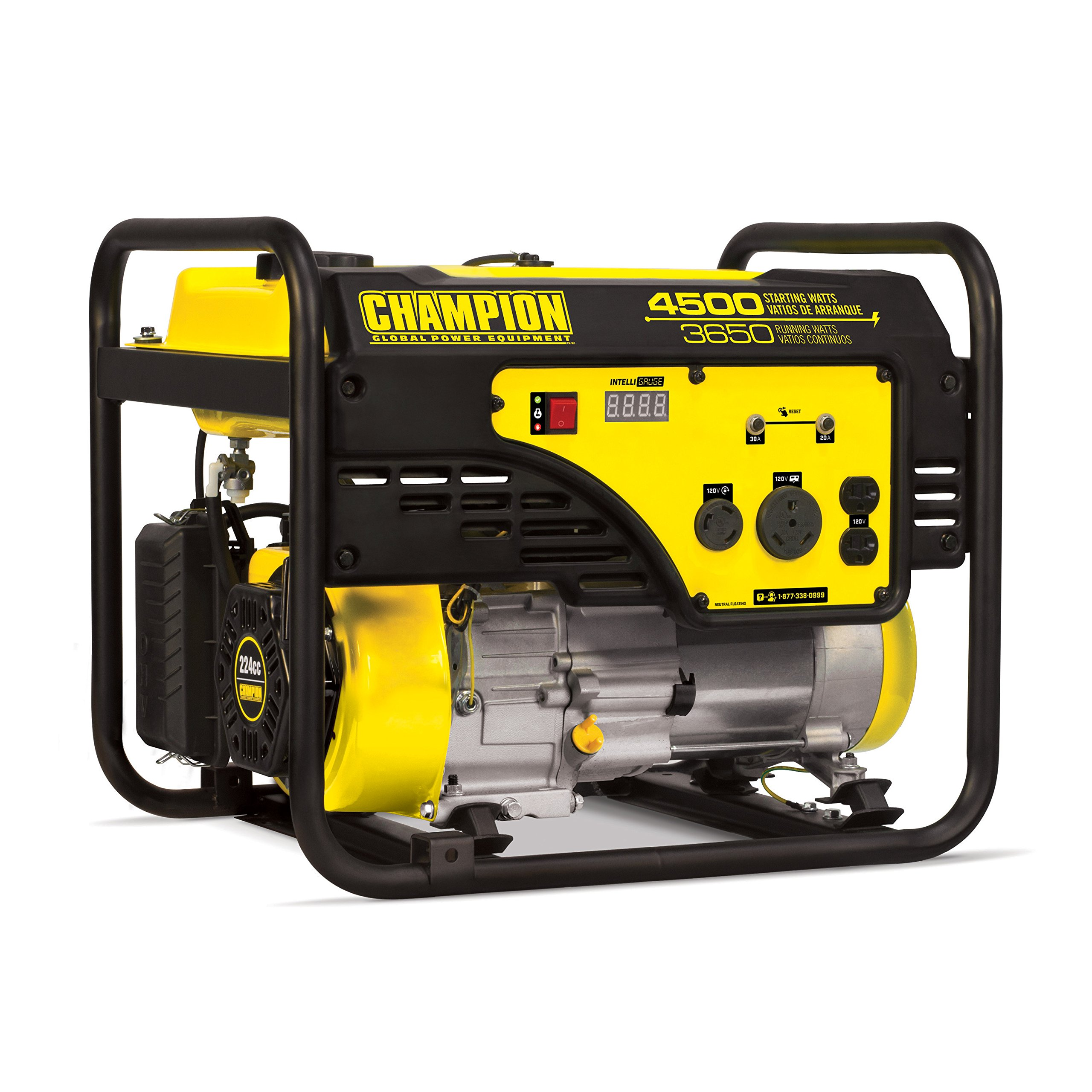 Champion 3650-Watt RV Ready Portable Generator (EPA) by Champion Power Equipment