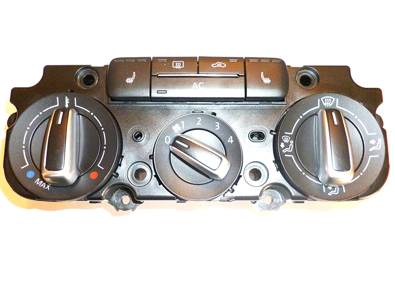 Volkswagen Jetta A//c Control Unit OEM 11-14 5c0820047aq