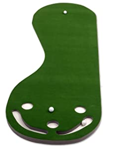 Putt-A-Bout Par Three Putting Green (9-feet x 3-feet)