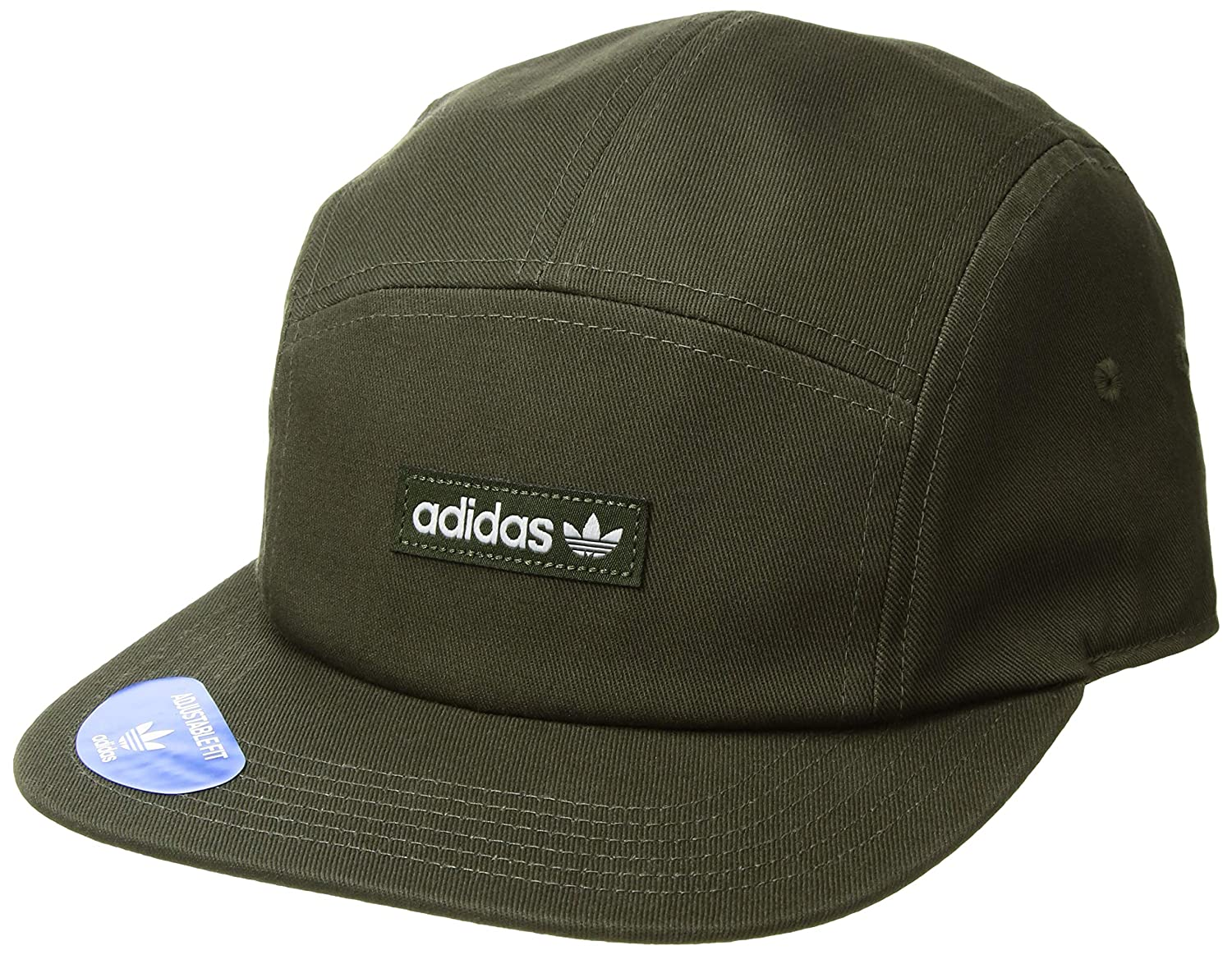 Amazon.com  adidas Men s Originals 5-Panel Forum Cap 722e47196c3