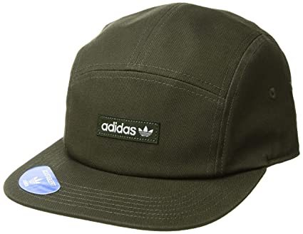 Amazon.com  adidas Men s Originals 5-Panel Forum Cap c9f20d0a8274