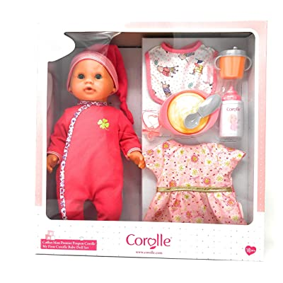 """Corolle My First Baby Doll Set 