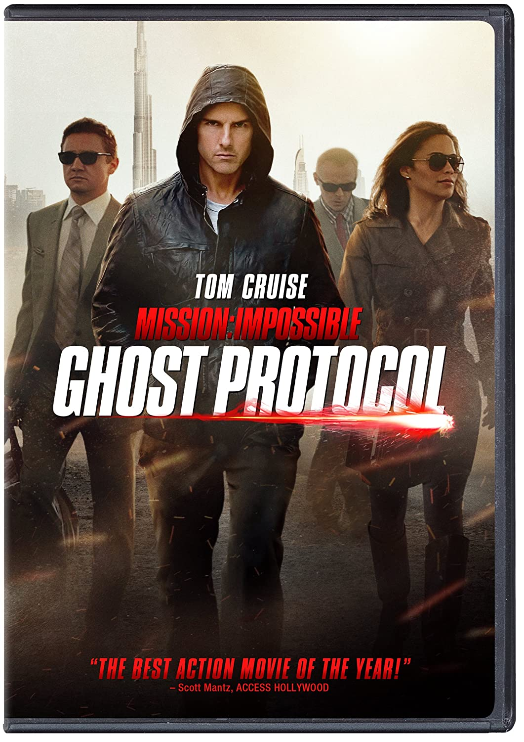 Mission Impossible Ghost Protocol Import Italien Amazonfr Tom