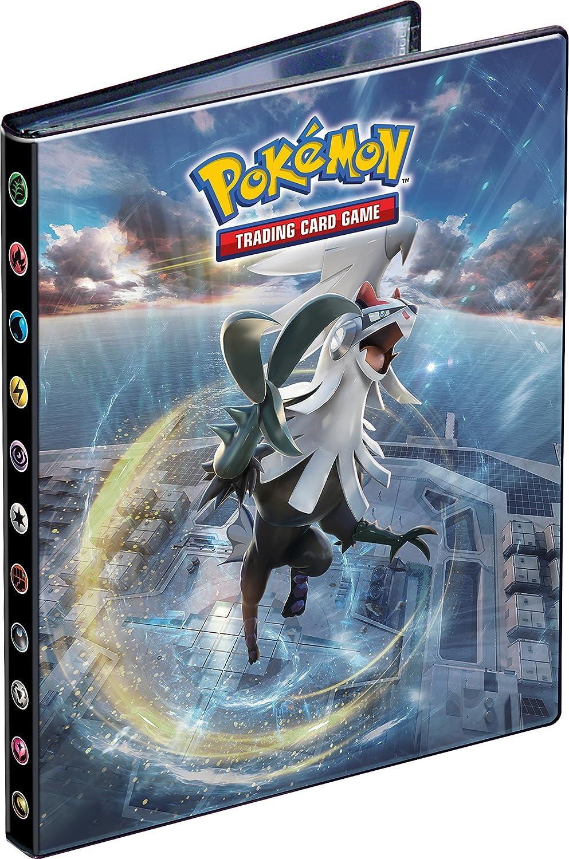 4 Pocket Pokemon SM4 Ultra Pro Portfolio