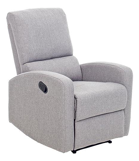 PRO COSMO H10, divano letto con pouf/poggiapiedi/cuscino, in tessuto ...