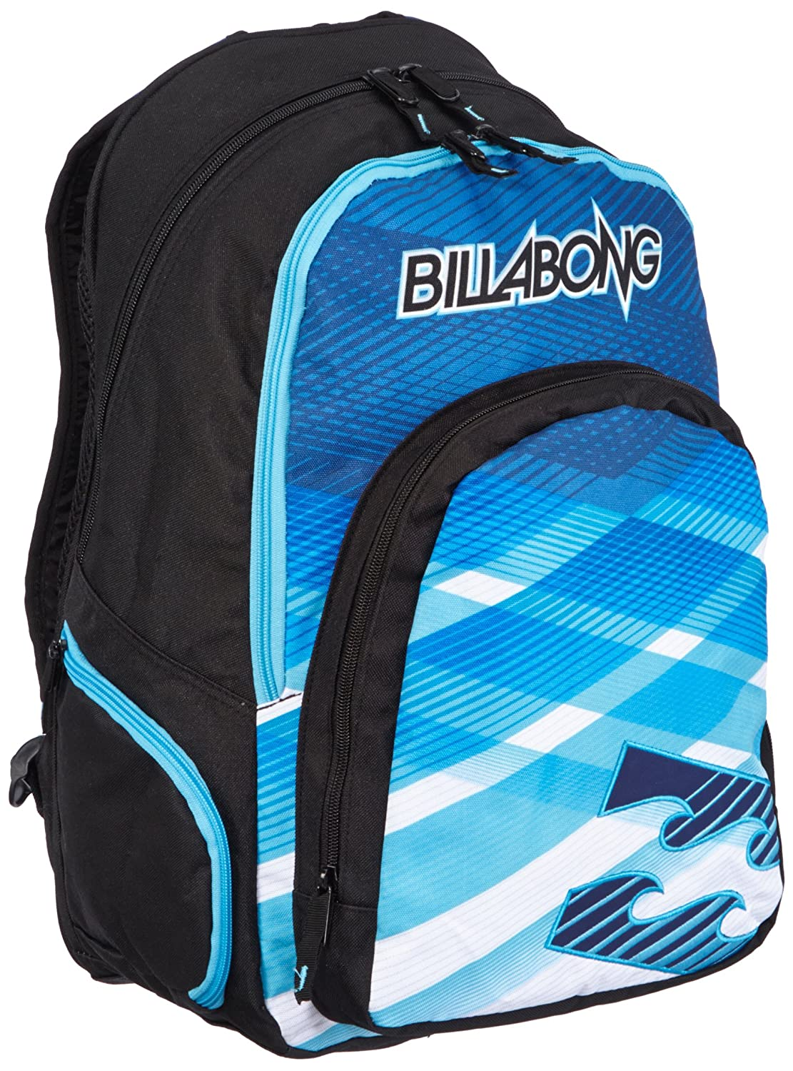 Billabong Mission - Mochila escolar, color azul - Talla única: Amazon.es: Equipaje