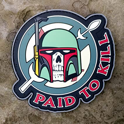 Amazon Boba Fett Paid To Kill Mandalorian Crest Star Wars
