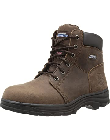 414b03b8d8e83 Skechers for Work Women's Workshire Peril Steel Toe Boot