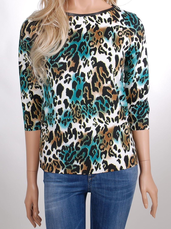 Vero Moda - Camisas - Animal Print - para Mujer Verde Verde Extra-Large: Amazon.es: Ropa y accesorios