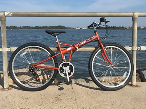 Columba SP26S Folding Bike Monarch SP26S_MAC