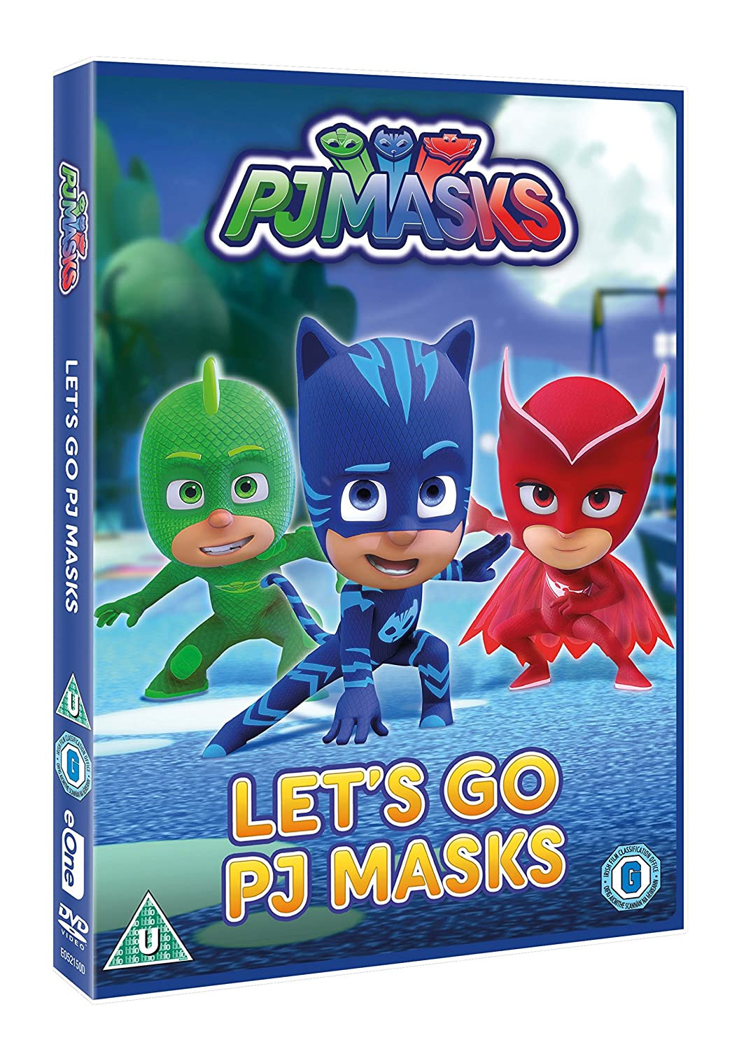 Pj Masks: Lets Go Pj Masks Edizione: Regno Unito Italia DVD: Amazon.es: Cine y Series TV