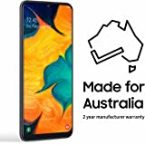 Samsung Galaxy A30 32GB Smartphone (Australian Version), Black