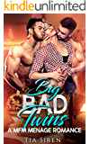 Big Bad Twins: A MFM Menage Romance