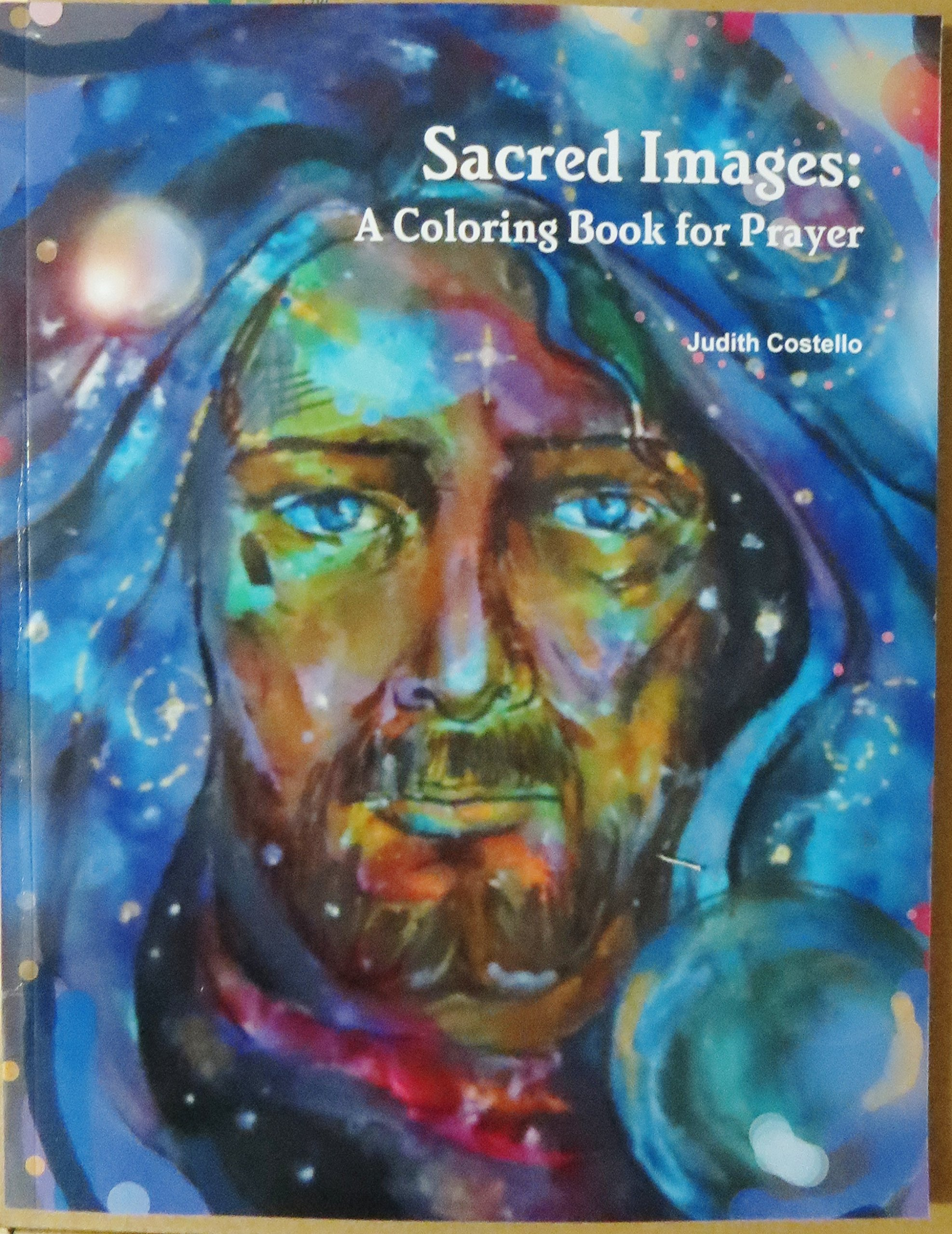 Read Online Sacred Images: A Coloring Book for Prayer ebook