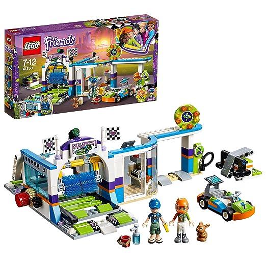 Lego Friends 41350 Car Wash Amazoncouk Toys Games