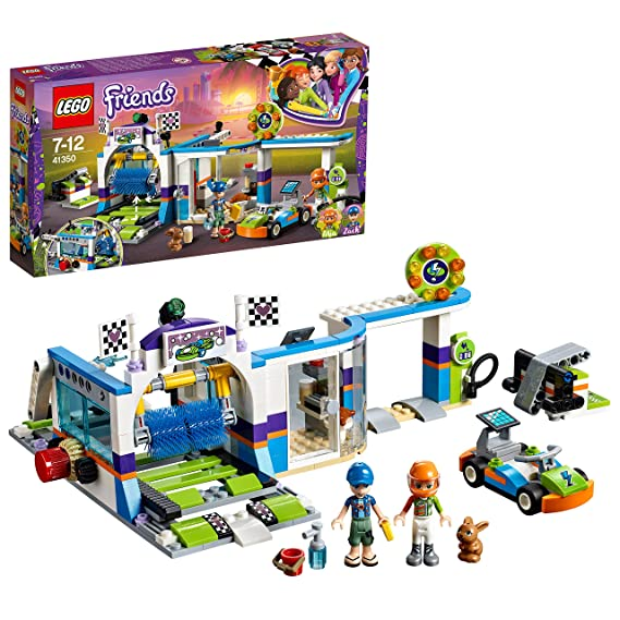 LEGO Friends Autowaschanlage 41350 Kinderspielzeug