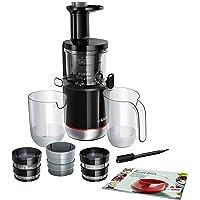 Bosch Lifestyle MESM731M 150-Watt Cold Press Slow Juicer (Black)