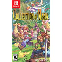 Deals on Collection of Mana Nintendo Switch