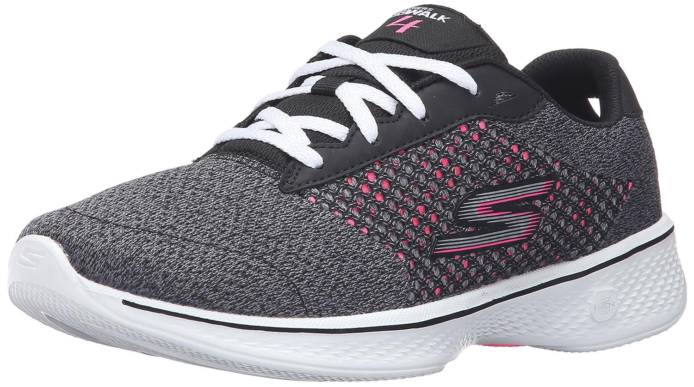 TALLA 41 EU. Skechers Gowalk 4-Exceed, Zapatillas Mujer