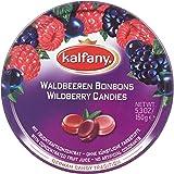 Kalfany卡芬妮野草莓口味糖150g(德国进口)