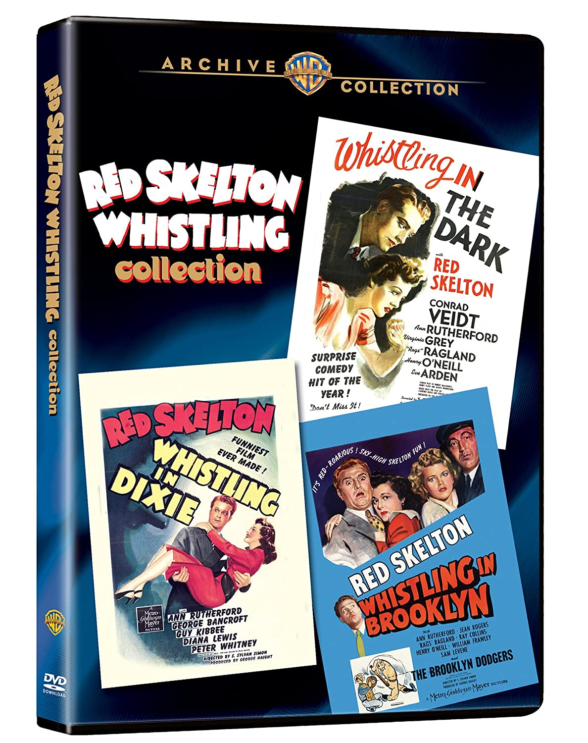 Amazon com: Red Skelton Whistling Collection (Whistling in