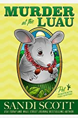 Murder at the Luau: A Pet Portraits Cozy Mystery Kindle Edition