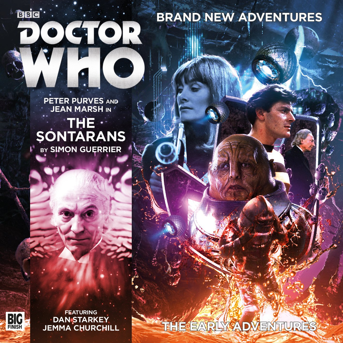 Read Online Doctor Who - The Early Adventures: 3.4 the Sontarans ebook