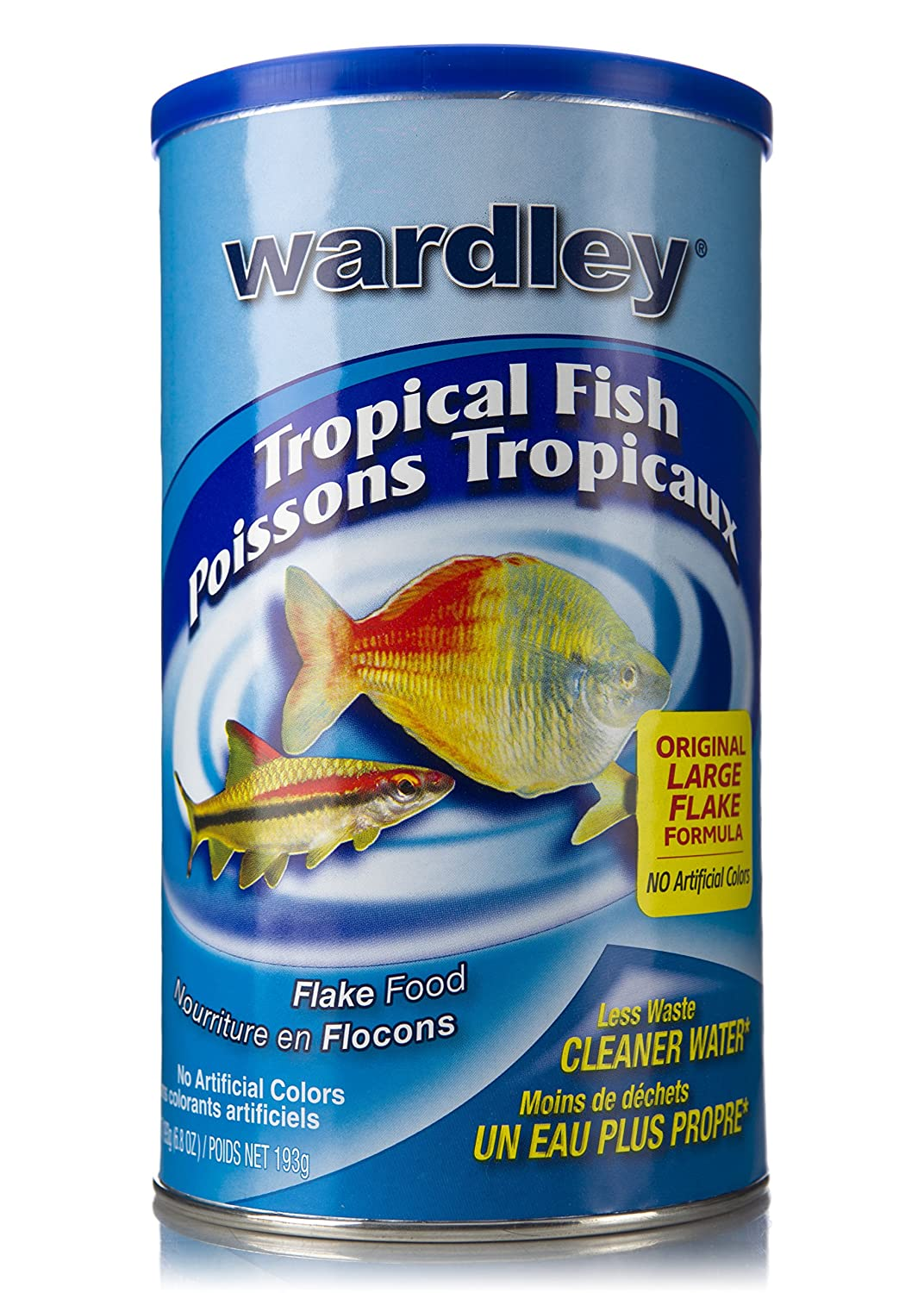 Fish R Fun Poisson Tropical Nourriture Flocon 200g