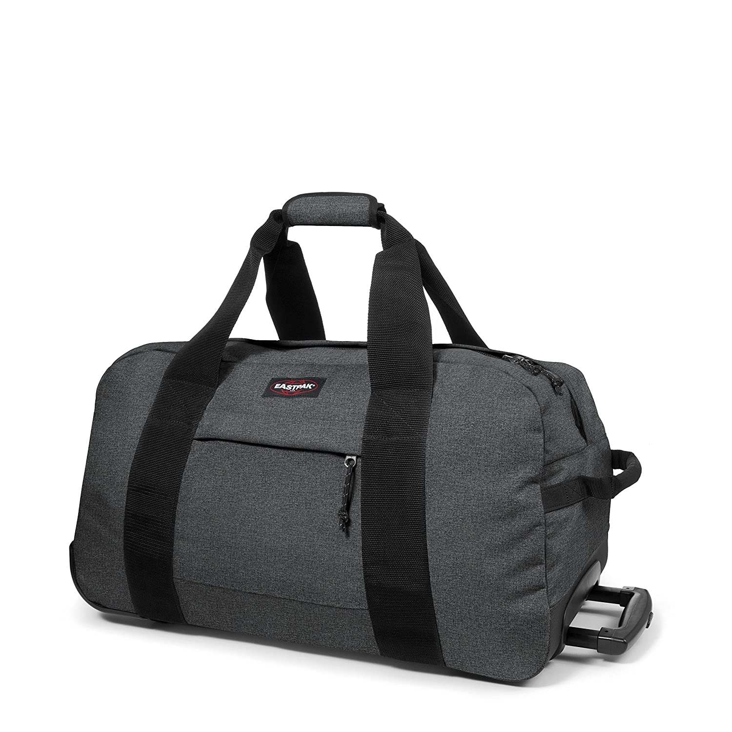 Amazon.com: eastpack contenedor 65black Denim Borsone con ...