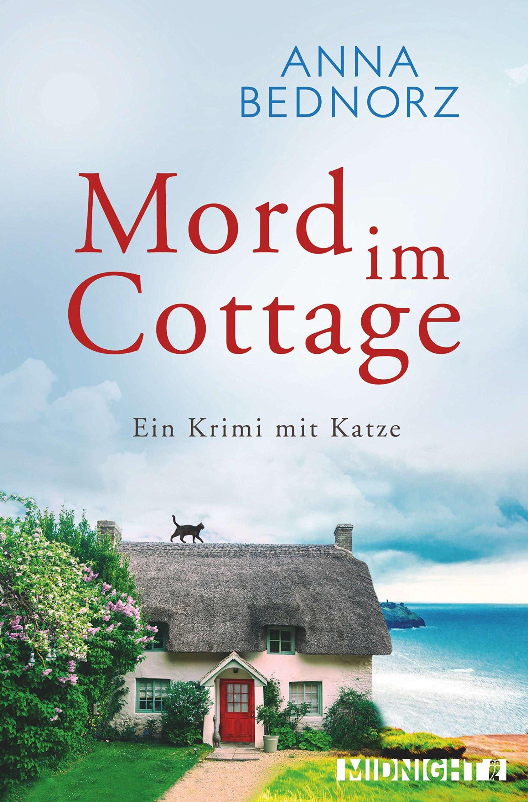 Mord im Cottage: Ein Krimi mit Katze (Aoife ermittelt, Band 1)
