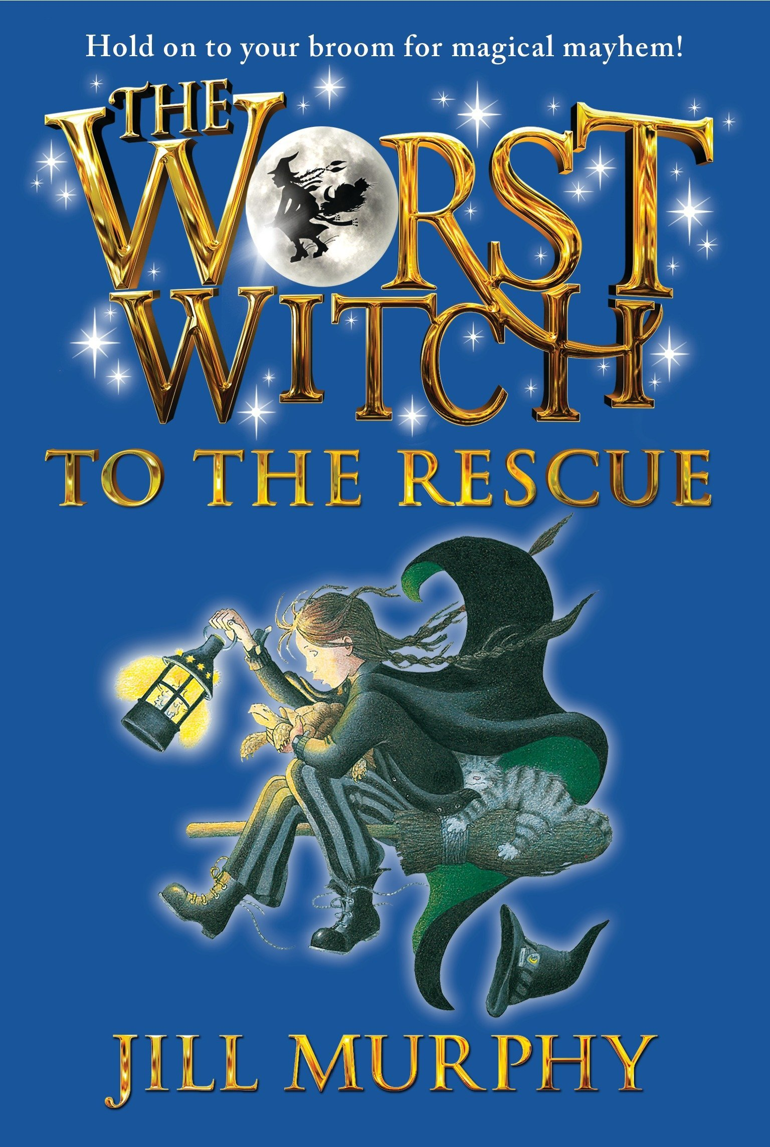 Read Online The Worst Witch to the Rescue pdf