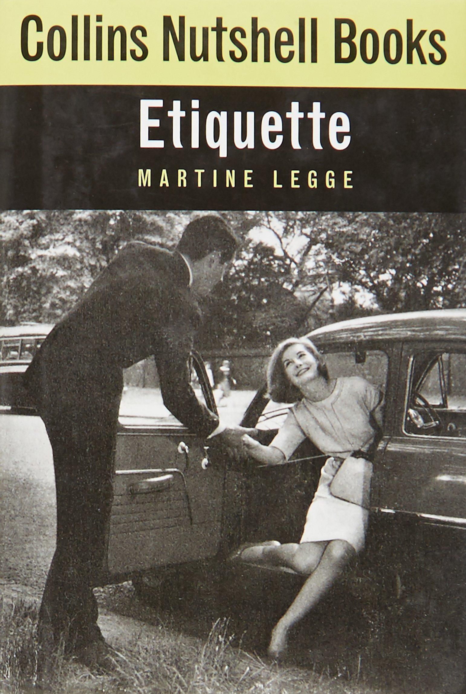 Read Online Collins Nutshell Books - Etiquette pdf epub