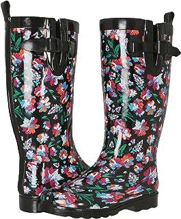 Amazon.com | Nomad Women&39s Puddles Rain Boot | Mid-Calf