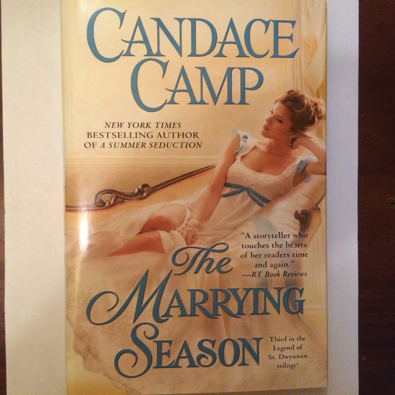 The Marrying Season (Book 3 of Legend of St. Dwynwen Trilogy) ebook