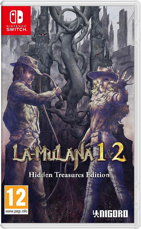 LA-Mulana 1 & 2: Hidden Treasures Edition (Switch) - Nintendo ...