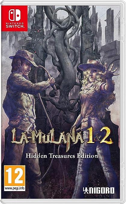 LA-Mulana 1 & 2: Hidden Treasures Edition (Switch) - Nintendo Switch [Importación inglesa]: Amazon.es: Videojuegos