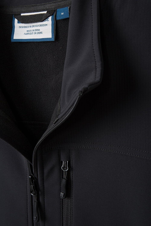 Capa hidr/ófuga Warmer Ligero del Cuerpo Bolsillos del Funcionamiento de Breathable Negro X-Small Mountain Warehouse Grasmere Mens Gilet Chaleco Gilet