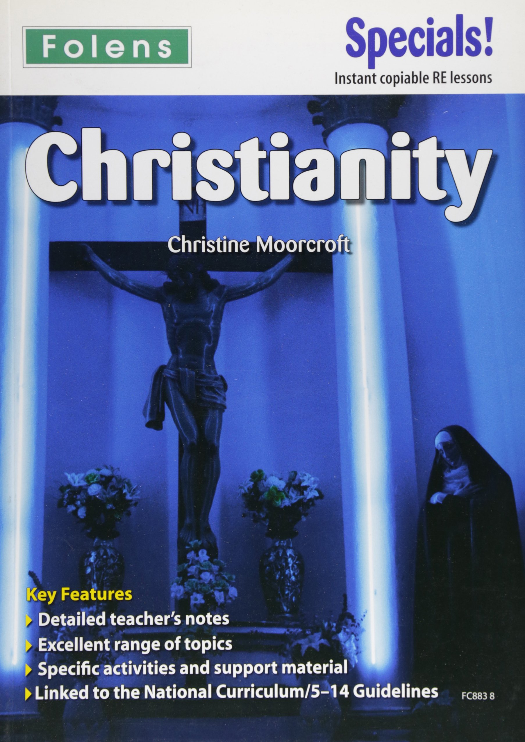Download Secondary Specials!: RE- Christianity pdf