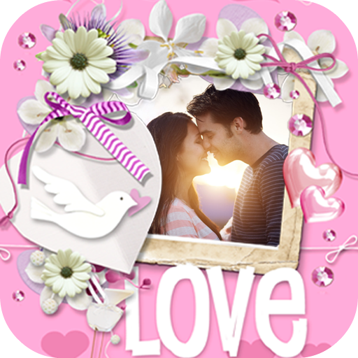 amazoncom i love you frames appstore for android