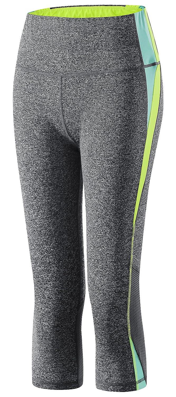 Wantdo Women's Yoga Pants Ultra Soft Lightweight Running Leggings