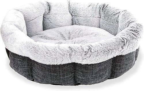 Best Pet Supplies – Breathable Linen Pet Bed for Summer